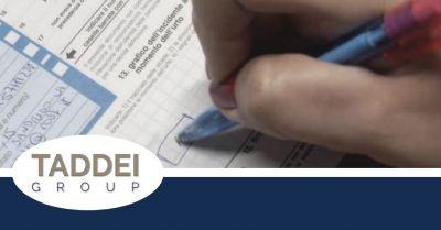 taddei group srl offerta servizio compilazione cid occasione servizio gestione del sinistro