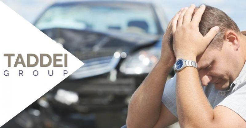 Taddei Group S..r.l. - offerta incidente stradale compilazione del modulo CAI