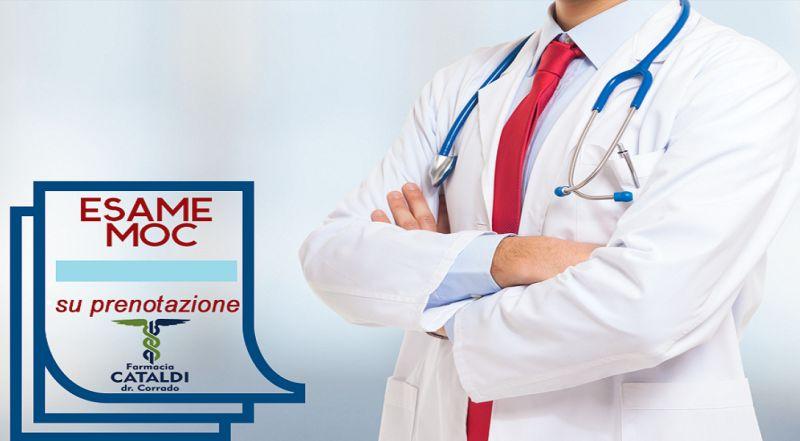 Farmacia Cataldi Dr. Corrado offerta esame moc - occasione prevenzione osteoporosi Siracusa