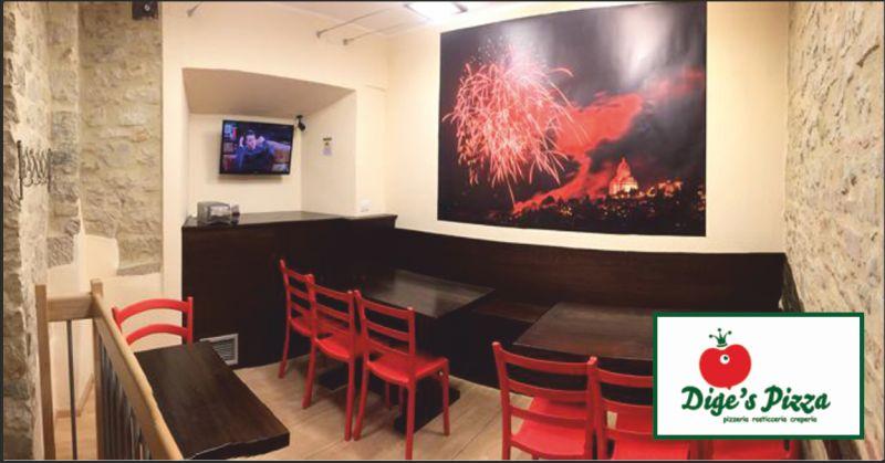 dige's pizza offerta pizza a domicilio todi - occasione ristorante centro todi