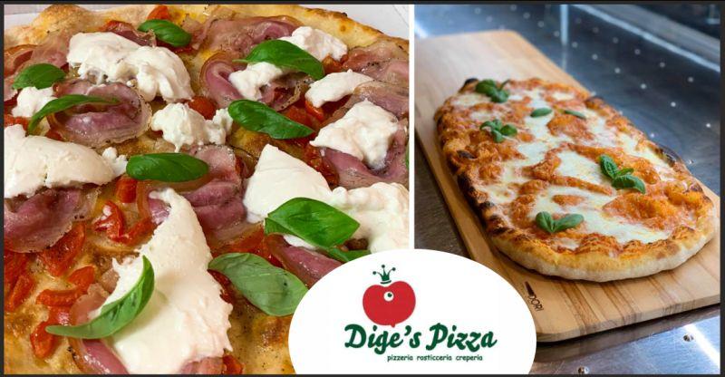dige's pizza offerta pizza a lievitazione naturale - occasione pizza con farina di soia perugia