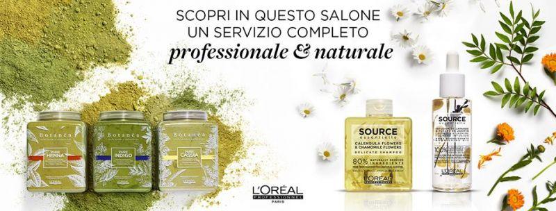 offerta henne' colorazione naturale  prodotti naturali capelli osimo - promozione botanea osimo