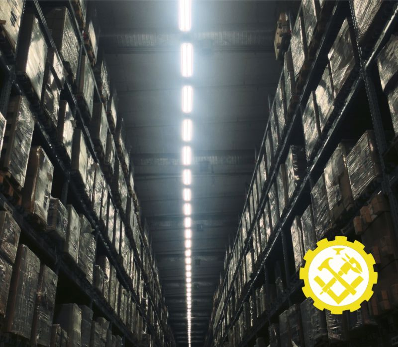 Scaffalature Industriali Brescia.Teknostrutture Offerta Acquisto Scaffalature Industriali