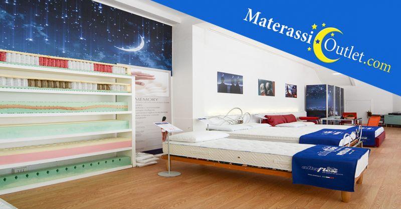MaterassiOutlet.com offerta vendita materassi - occasione vendita reti e complementari