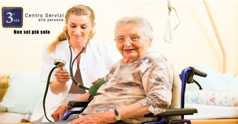 offerta servizio sanitario a domicilio Roma - occasione assistenza domiciliare anziani Roma