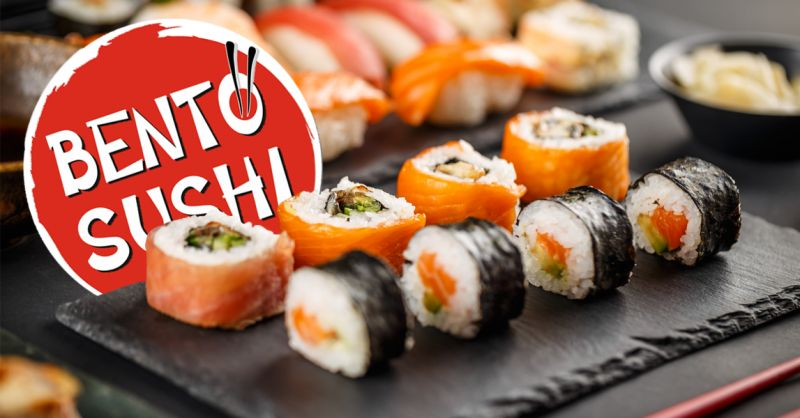BENTO SUSHI SENIGALLIA - offerta sushi all you can eat senigallia