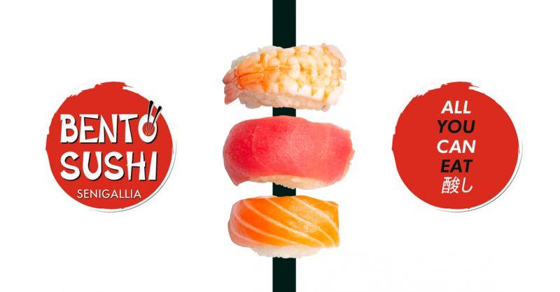 BENTO SUSHI SENIGALLIA - offerta menu specialita giapponesi sushi senigallia