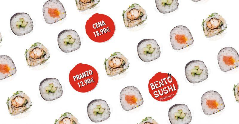 BENTO SUSHI SENIGALLIA - trova ristorante giapponese dove ordinare senza limiti senigallia