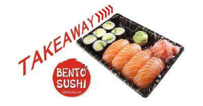bento sushi senigalli offerta dove ordinare milgior sushi take away a senigallia