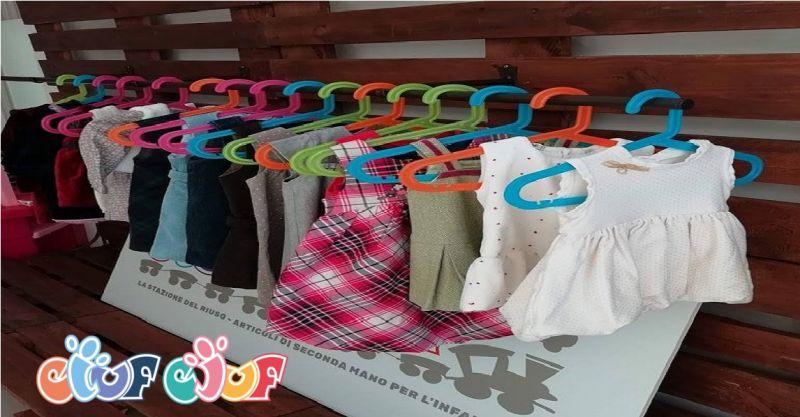 offerta vendita giocattoli usati bimbo Verona - occasione abbigliamento seconda mano bimba
