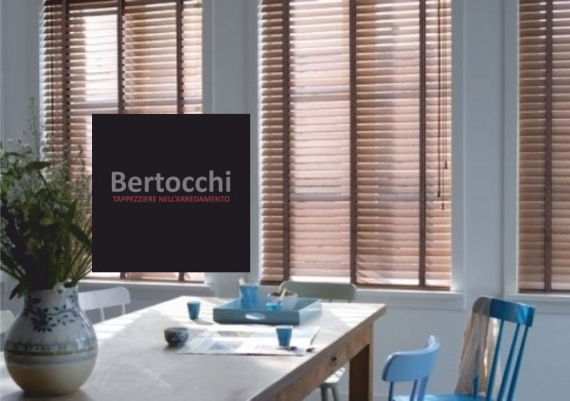 TAPPEZZERIA BERTOCCHI offerta tende a lamella per interni -promozione tende tecniche per uffico