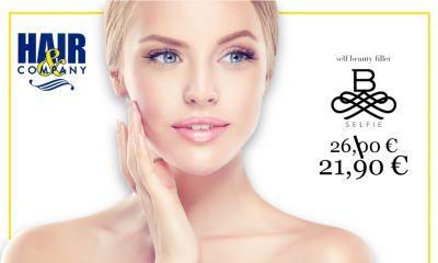 offerta prodotti antirughe b selfie bari promozione self filler antiage cosmetica polignano