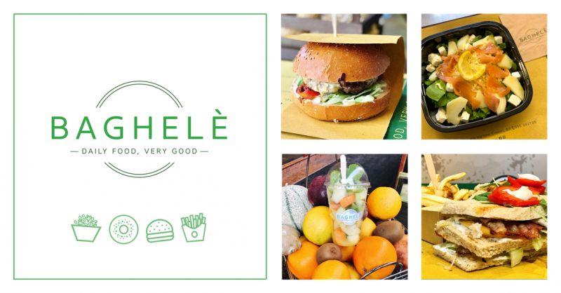 offerta pausa pranzo bagel sandwich hamburger - promozione fast food genuino a domicilio