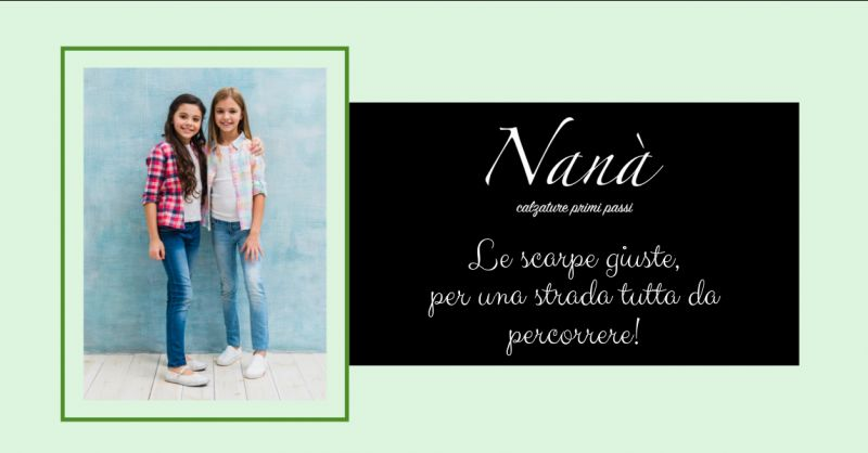 Nana calzature offerta scarpe per bambini bari - promozione abbigliamento bambino bari