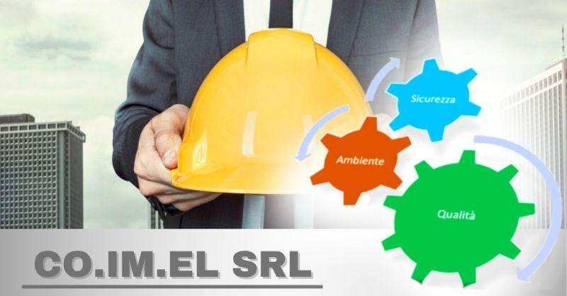 COIMEL - Offerta responsabile qualità ambiente sicurezza Terni Coimel srl