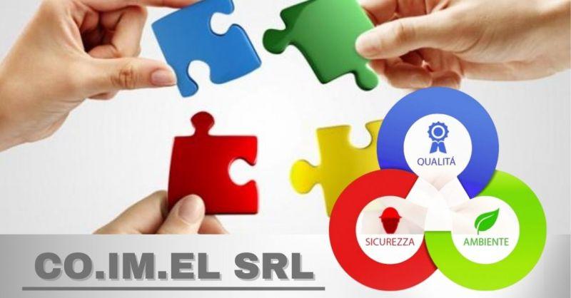 COIMEL - Offerta responsabile sistema di gestione integrato Terni Coimel srl