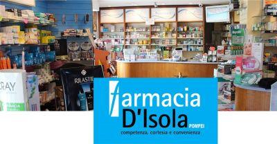 offerta farmacia disola pompei promozione medicinali prodotti sanitari omeopatici pompei