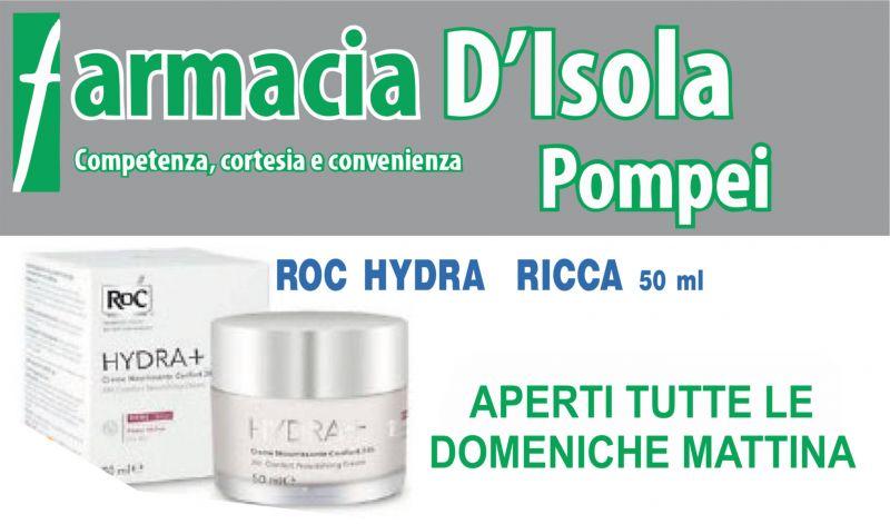 offerta vendita crema idratante ROC HYDRA 50 ml a Pompei - occasione vendita crema viso pompei