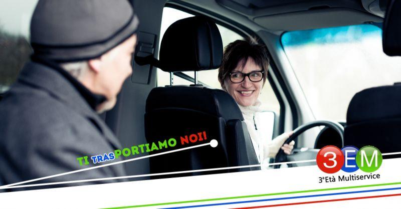 G.S. TERZA ETA' MULTISERVICE - offerta servizio Trasporto Anziani e Disabili Salerno