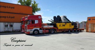 offerta autoveicoli speciali attrezzati piacenza occasione spedizioni merci italia ed estero