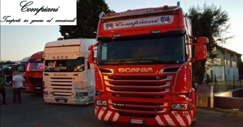 offerta impresa trasporti per conto terzi Piacenza - occasione servizio trasporto merci Alseno