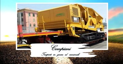 offerta trasporto mezzi con carrelli elevatori occasione servizio trasporto nazionale merci