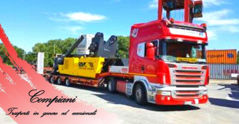 Offerta servizio trasporti conto terzi estero - occasione trasporto internazionale di merci