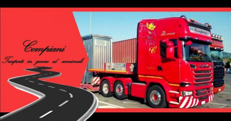 trova la migliore ditta specializzata in trasporto merci conto terzi