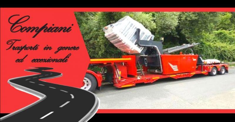 Promozione azienda specializzata in movimentazione merci con carrelli elevatori Italia