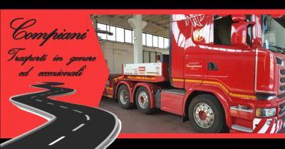 promozione servizio professionale di autotrasporti in italia e allestero