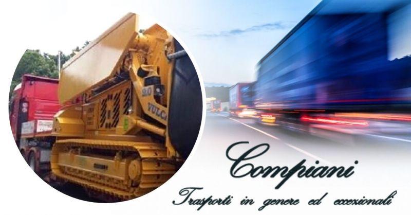 Offerta Trova ditta specializzata in trasporti nazionali fuori sagoma su strada