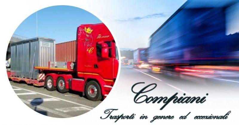 Offerta Servizio movimentazione container con carrelli portuali per l'Italia e l'estero
