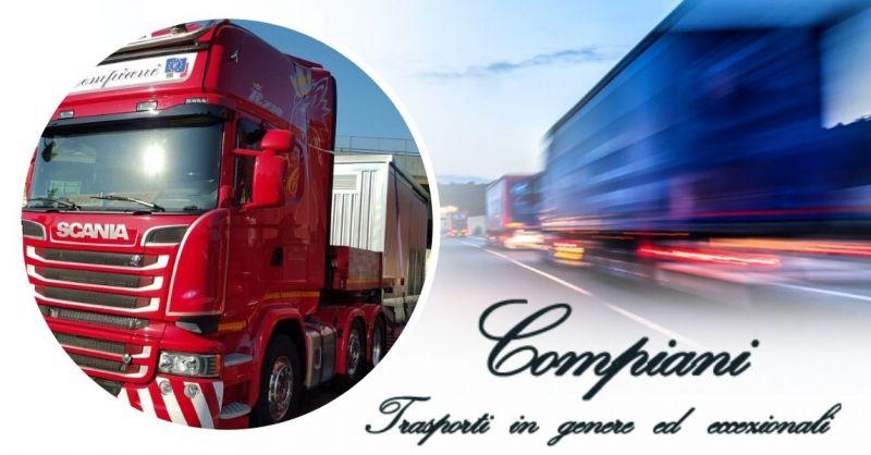 Offerta Trova azienda specializzata in trasporti speciali con autocarri in Italia