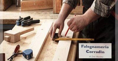 falegnameria corradin occasione produzione vendita serramenti legno e pvc su misura vicenza