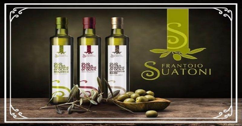 FRANTOIO SUATONI offerta produzione artigianale olio extra vergine d'oliva Umbria made in Italy