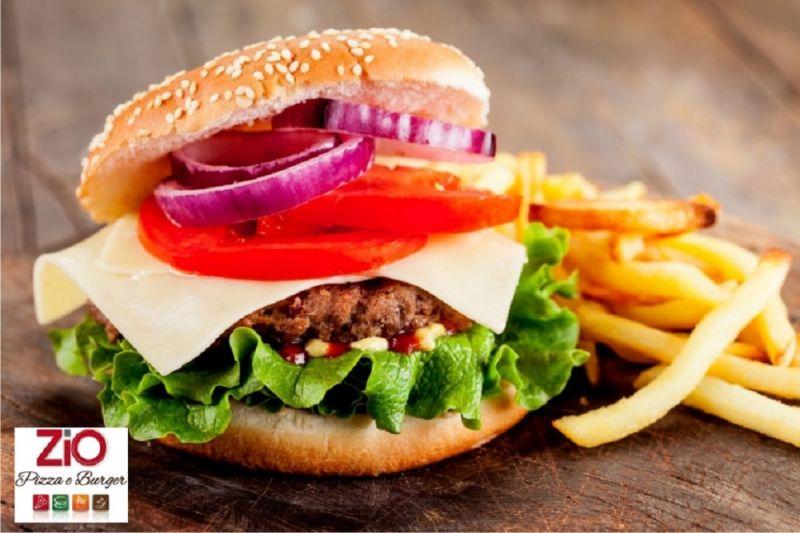 offerta pizzeria a Monza Brianza  - promozione Zio Pizza e Burger