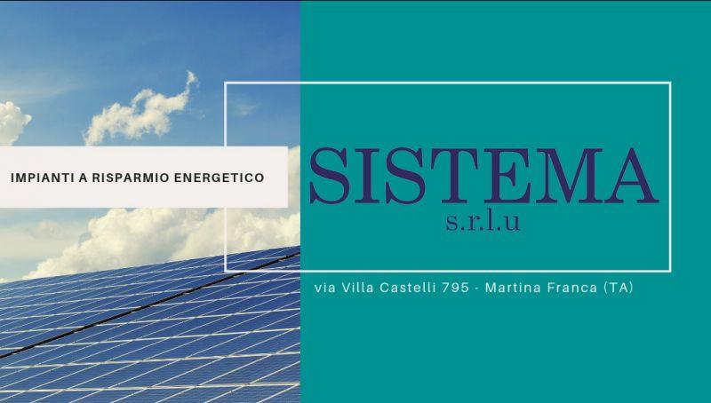 Offerta impianto fotovoltaico taranto - offerta impianto solare taranto - impianto termico