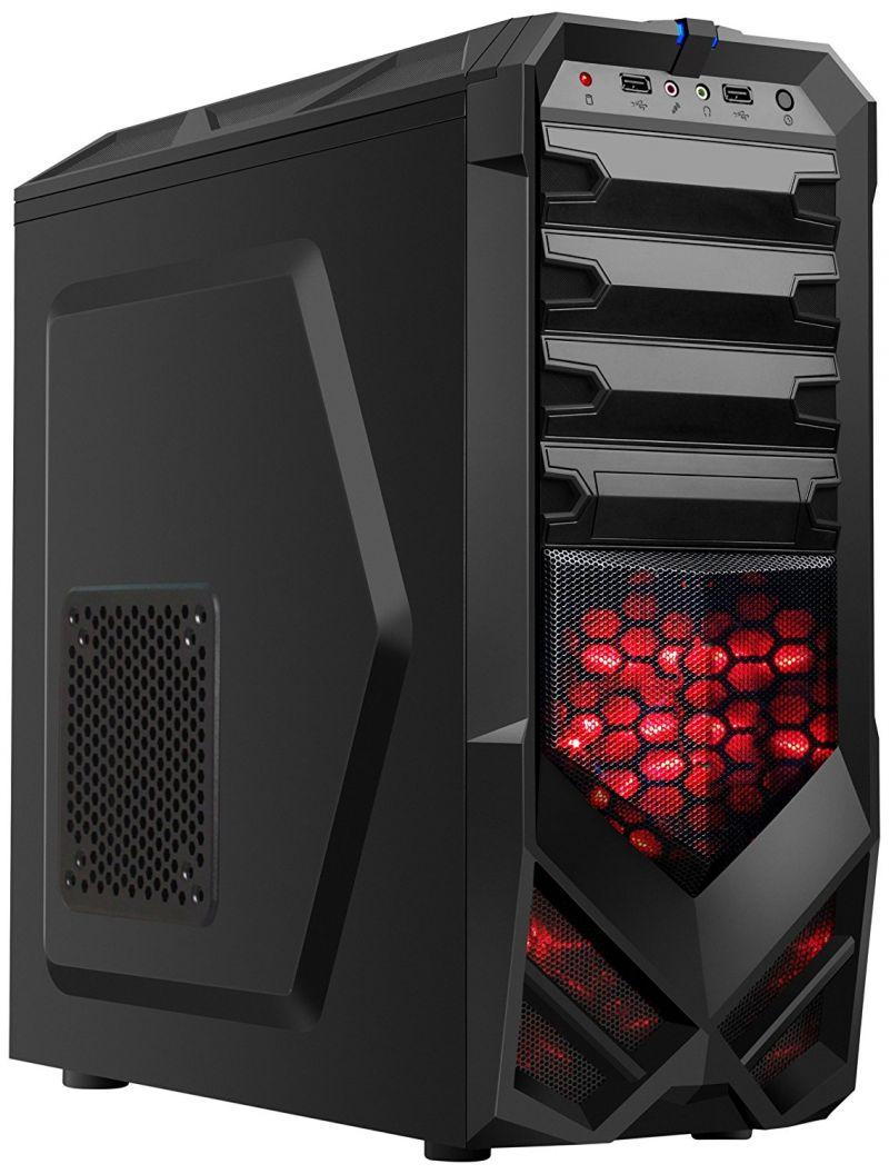 OFFERTA PC GAMING COMPUTER VIDEOGIOCHI i5 8GB SSD 1TB
