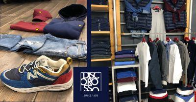 offerta negozio abbigliamento solo uomo roma occasione disco rosso moda maschile fiumicino