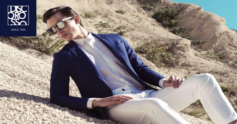 offerta collezione Roberto P Luxury Roma - occasione abbigliamento Roberto P Luxury Fiumicino