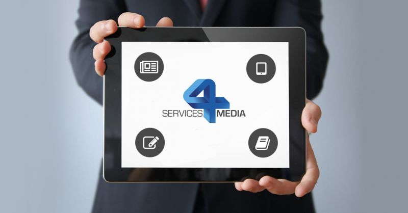SERVICES4MEDIA offerta acquisizione scansione libri - occasione stampa digitale libri