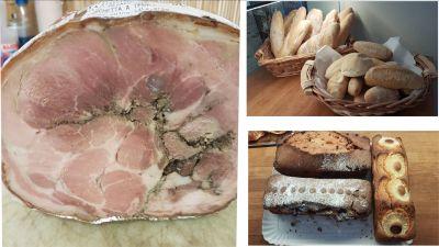 offerta porchetta calda pane e dolci fatti in casa pizza al piatto asporto falconara marittima