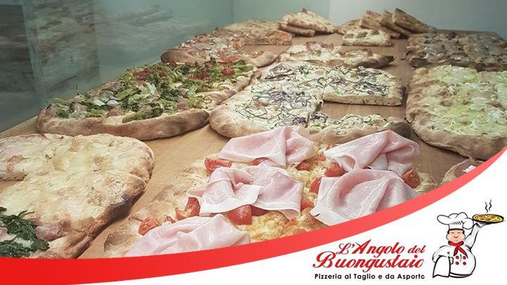 L'ANGOLO DEL BUONGUSTAIO - offerta pizza alla pala piatto asporto falconara marittima