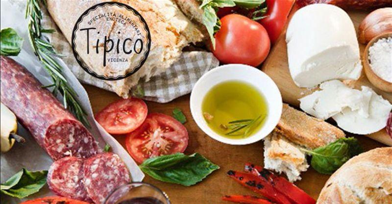 offerta prodotti alimentari regionali Vicenza - occasione prodotti enogastronomici tradizionali