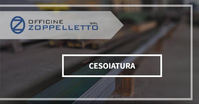 Offerta Servizio di Cesoiatura lamiere inox - Occasione Taglio specializzato Lamiere su acciaio al carbonio