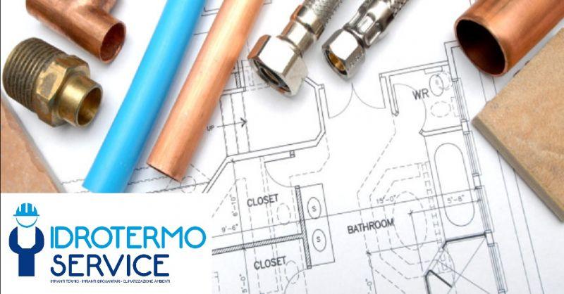 offerta realizzazione impianti termoidraulici a Verona - occasione riparazione impianti termici