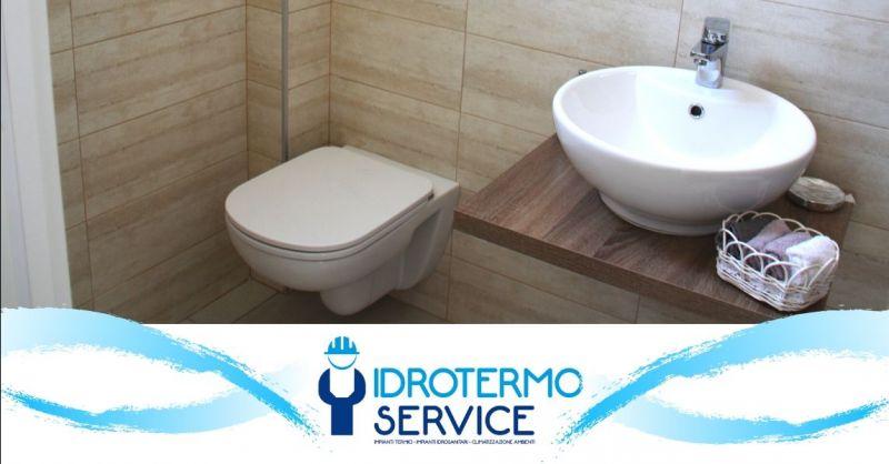 Promozione realizzazione di impianti sanitari e idraulici - offerta rifacimento bagno Verona