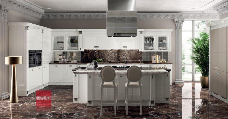 Offerta vendita cucine Scavolini design moderno Torino - Mobili da Nino