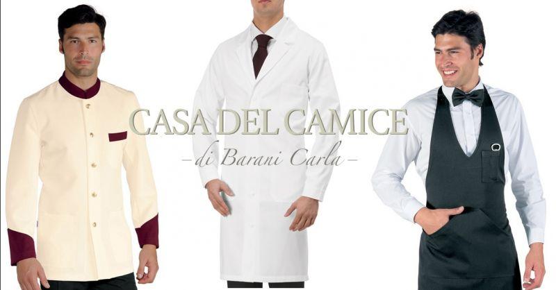 offerta camici e abbigliamento professionale da uomo - occasione divise da lavoro maschili