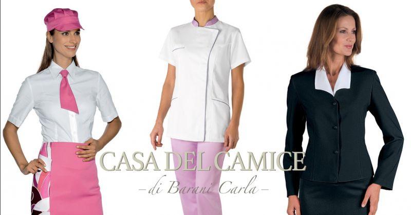 offerta vendita divise da lavoro da donna Piacenza - occasione uniformi da lavoro a Piacenza